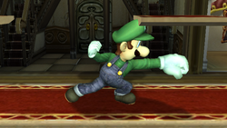 Ataque normal Luigi SSBB (1)
