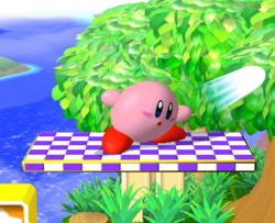 Ataque normal de Kirby (3) SSBM