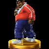 Trofeo de Doc Luis SSB4 (Wii U)