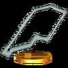 Trofeo de Mute City SSB4 (3DS)