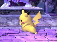 Agarre Pikachu SSBB