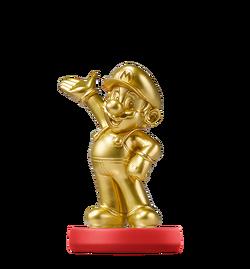 Amiibo de Mario dorado (serie Mario)