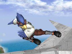 Ataque Rápido Falco SSBB