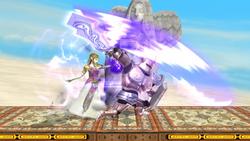 Ataque del espectro (6) SSB4 (Wii U)