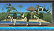 Créditos Modo Senda del guerrero Entrenadora de Wii Fit SSB4 (3DS)