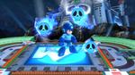 Escudo de calaveras (1) SSB4 (Wii U)