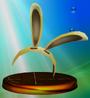 Trofeo de Capucha de Conejo SSBM