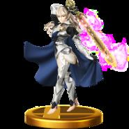 Trofeo de Corrin (alt.) SSB4 (Wii U)