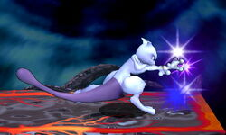 Ataque rápido Mewtwo (2) SSB4 (3DS)