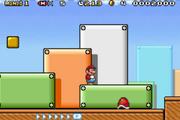 Caparazón rojo en Super Mario Bros. 3