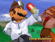 Créditos Modo All-Star Dr. Mario SSBM