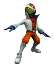 Falco Star Fox 64 3D
