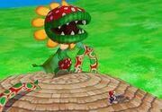 Floro Piraña en Super Mario Sunshine