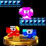 Trofeo de Flancogrejos SSB4 (Wii U)
