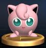 Trofeo de Jigglypuff SSBB