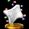 Trofeo de Wii Balance Board SSB4 (Wii U)