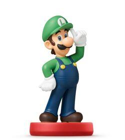 Amiibo de Luigi (serie Mario)