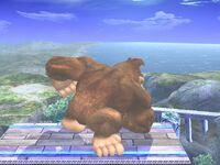 Ataque de recuperación Donkey Kong SSBB (2)