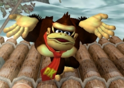 Burla Donkey Kong SSBM