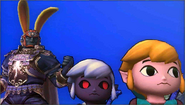 Créditos Modo Leyendas de la lucha Ganondorf SSB4 (3DS)