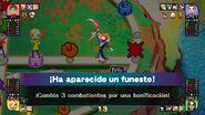 Funesto en el tablero de Mundo Smash SSB4 (Wii U)