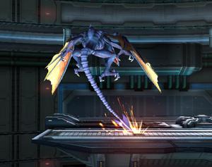 Ridley atacando (10) ESE SSBB
