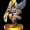 Trofeo de Pit SSB4 (3DS)