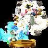 Trofeo de Succionaentes 5000 SSB4 (Wii U)