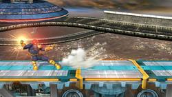 Vuelo predador (1) SSB4 (Wii U)