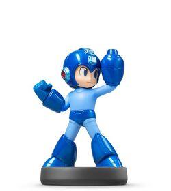 Amiibo de Mega Man
