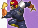 Captain Falcon (SSBM)