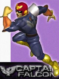 Captain Falcon SSBM