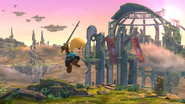 Furia implacable (1) SSB4 (Wii U)