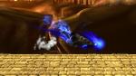 Patada descendente SSB4 (Wii U)
