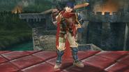 Pose de espera de Ike (1) SSB4 (Wii U)