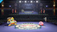 Ring de boxeo (Version Punch-Out!!) SSB4 (Wii U)