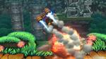 Barriles incendiarios (1) SSB4 (Wii U)