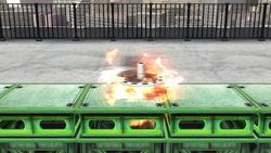 Gyro abrasador (2) SSB4 (Wii U)