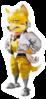 Pegatina Fox Star Fox SSBB