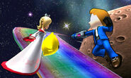 Tirador Mii (Traje) SSB4 Wii U
