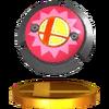 Trofeo de Bumper SSB4 (3DS)