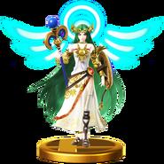 Trofeo de Palutena SSB4 (Wii U)
