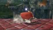 Ataque Smash superior de Ike (1) SSB4 (Wii U)