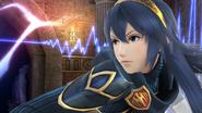 Lucina en el Reino del Cielo SSB4 (Wii U)
