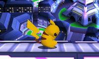 Pose de espera Pikachu (2) SSB4 (3DS)