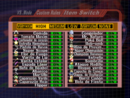 Selector de objetos (SSBM)