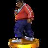 Trofeo de Doc Louis SSB4 (3DS)