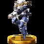Trofeo de Sheik SSB4 (Wii U)