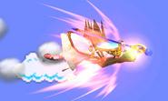 Misil alado Palutena SSB4 (3DS)