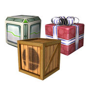 Tipos de cajas SSBB